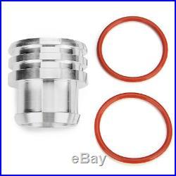 10x Aluminum Coolant Pipe Upgrade Kit Fit For 2003-2006 Porsche Cayenne 4.5 V8