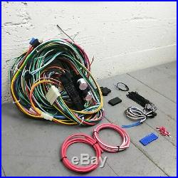 1948 1952 Ford Truck Wire Harness Upgrade Kit fits painless compact terminal