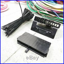 1950 1965 International Wire Harness Upgrade Kit fits painless complete fuse
