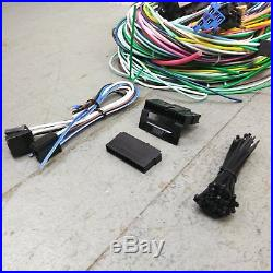 1955 1957 Chevy Bel Air Wire Harness Upgrade Kit fits ...  Chevy Painless Wiring Harness on painless wiring kits, painless wiring systems, painless wiring for 68 camaro, painless 5 3 harness, painless wiring 81, painless wiring tool,