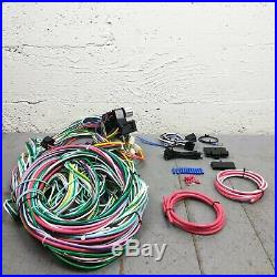 1955_1959_chevrolet_pickup_truck_wire_harness_upgrade_kit_fits_painless_new_01_dizs  1955 1959 chevrolet pickup truck wire harness upgrade kit fits painless