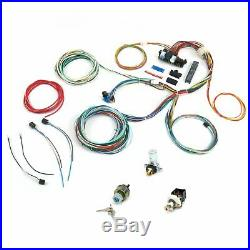 1955 1966 Ford Thunderbird Wire Harness Upgrade Kit fits painless fuse compact