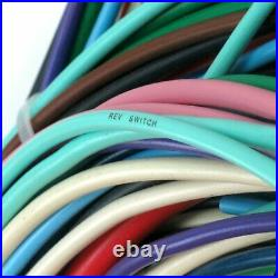 1959 1961 Plymouth Fury Wire Harness Upgrade Kit fits painless compact update