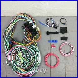 1960 1966 Chevy or GMC Truck Wire Harness Upgrade Kit fits painless circuit