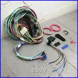 1960 1970 Cougar Wire Harness Upgrade Kit fits painless compact complete fuse