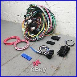 Phenomenal 1962 1967 Chevrolet Nova Chevy Ii Wire Harness Upgrade Kit Fits Wiring Digital Resources Timewpwclawcorpcom