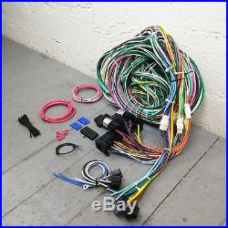 Painless Wiring 1955 Ford Fairlane - Wiring Diagram Sq on