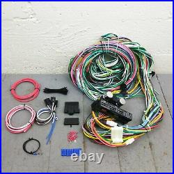 1964 1967 Chevy II Nova Wire Harness Upgrade Kit fits painless compact update
