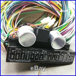1968 74 Chevy II Nova 1967 69 Camaro Wire Harness Upgrade Kit fits painless