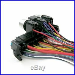 1988 1998 Chevy Wire Harness Upgrade Kit fits painless new circuit fuse gauge