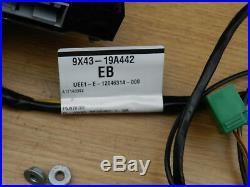 2008-2010 Jaguar X Type Facelift Bluetooth Upgrade Fitting Kit / Module Wiring