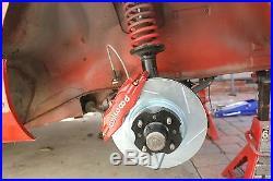 260Z 280Z FRONT WILWOOD BRAKE UPGRADE KIT Conversion fits 15 inch wheel