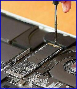 512GB SSD Upgrade Kit FITS 2013 2014 2015 Apple MacBook Pro Air iMac Mac ProMini