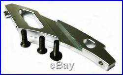 Aluminum metal Front Rear Upgrade parts Kit DIY Fit For 1/10 HPI WR8 flux Rc Car
