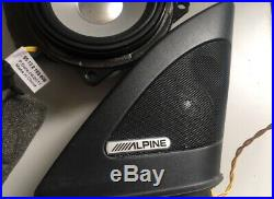 BMW Alpine Hi Fi Stereo Upgrade Retro Fit Kit BMW 1 Series E81 E82 E88