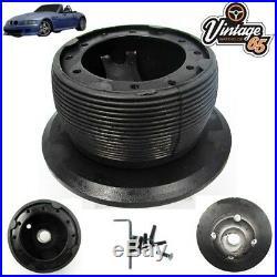 BMW Z3 Kit Car Cobra Springalex Sports Steering Wheel Upgrade & Boss Fitting Kit