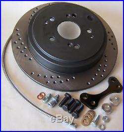 Big Brake Kit fits Nissan 240SX REAR big rotor upgrade