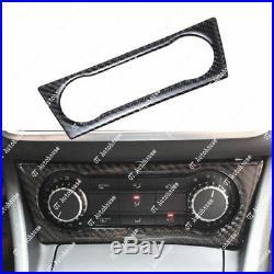 Carbon Fiber Interior Trim Pack Direct Fit For Mercedes Benz CLA GLA A180 13-18