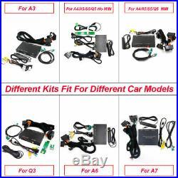 Carlinkit Fit For Audi Wireless USB CarPlay Android Auto Mirrorlink Upgrade Kit