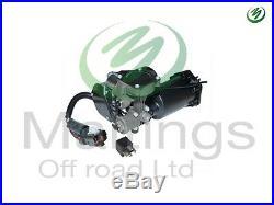 Discovery 3 air suspension compressor pump direct fit no software upgrade req OE