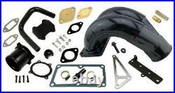EGR Upgrade Kit for 13-18 Dodge RAM 2500 3500 4500 5500 6.7 CUMMINS Turbo Diesel