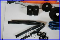Electric Window Upgrade Kit Front Fits Land Rover Defender 90/110/130