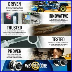 Fits 2003-2008 Dodge Ram 2500 3500 4WD Steering Gear Box Stabilizer PRO KIT
