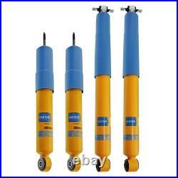Fits 2004-2012 Colorado Canyon 4x4 Bilstein Nitrogen Shock Absorbers 4600 Series