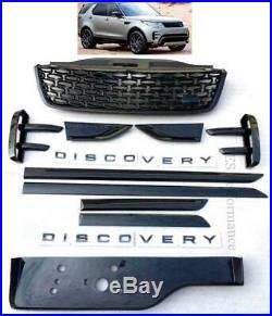 Fits Land Rover Discovery 5 2017+ Full Black Pack Trim Kit Upgrade New