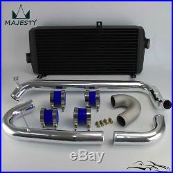 Fits Mitsubishi lancer EVO 1 2 3 92-95 Alloy Turbo Intercooler FMIC Kit Upgrade
