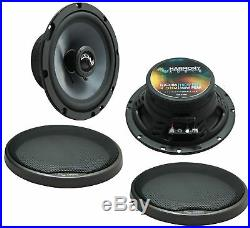 Fits Toyota Tacoma 2005-2015 Factory Speakers Replacement Harmony Upgrade Kit