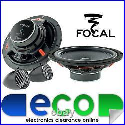 Focal 8 320 Watts 2-Way Front Door Speakers Upgrade Kit fit AUDI A4 B8/B9-09