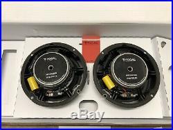 Focal VW Golf VI MK6 Direct Fit Front Door Speaker & Tweeter Upgrade Kit RARE