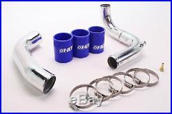 HDi INTERCOOLER PIPING fits 07-12 NISSAN PATROL GU Y61 3.0L CRD ZD30 Aluminium