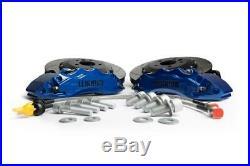 Leighton Big Brake Upgrade Kit BLUE (Fits VW Transporter T5 T6 T6.1)