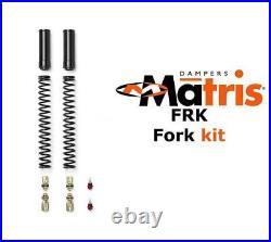 Matris FRK Hydraulic Fork Upgrade Kit to fit Suzuki GSXR1000 K5-K6 05-06