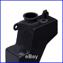 Mishimoto Aluminum Coolant Overflow Tank For 08-14 Subaru Impreza WRX/STI BLACK