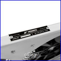 Mishimoto Performance Aluminum Fan Shroud Upgrade Kit For 1990-1997 Toyota MR2