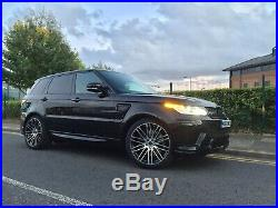 Range Rover Sport 2013- 2017 L494 SVR body Kit Upgrade Supplied Fitted