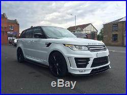 Range Rover Sport L494 2013-2018 Dynamic Body Kit Upgrade Painted And Fitted
