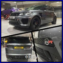 Range Rover Sport L494 SVR body kit conversion upgrade Supplied and fitted 2013