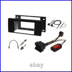 Range Rover Vogue/L322 complete Double DIN stereo upgrade fitting kit BASIC RAD