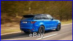 Range Rovers Sport Svr 2018-2020 L494 Body Kit Upgrade Painted And Fitted