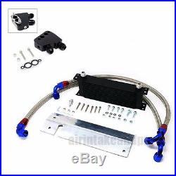 Rev9 19 Row Oil Cooler Upgrade Kit For Chevrolet Corevette 05-09 C6