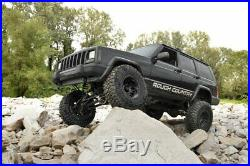 Rough Country Long Arm Upgrade Kit (fits) 1984-2001 Jeep Cherokee XJ