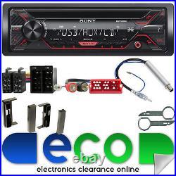 Sony CD MP3 USB Aux Rear BOSE Car Radio Stereo Upgrade Kit fit AUDI TT 98-06 MK1