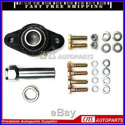 Steering Gear Box Stabilizer Bar Hardware Kit For 03-08 Dodge Ram 1500 2500 3500