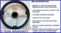 Steering Wheel And Boss Kit Hub Adapter Fit Land Rover Defender 48 Spline New
