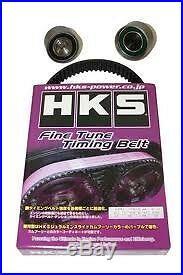 Timing Belt Kit Upgraded HKS Fits Skyline R33 GTR RB26DETT Tensioner & Idler