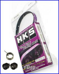 Timing Belt Kit Upgraded HKS Fits Skyline R34 GTR RB26DETT Tensioner & Idler